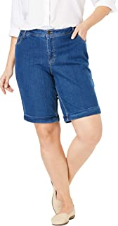 Jms Shorts Plus Size Women's