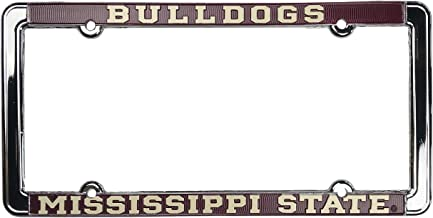 Automotive Advertising Associates, Inc. Mississippi State University License Plate Frame