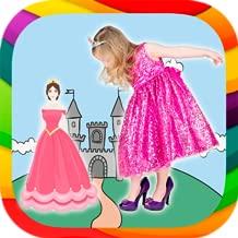 Princesses - photo stickers
