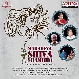 shambho mahadeva shiva shambho mahadeva