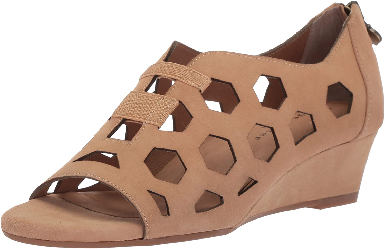Bettye Muller Womens Sean Wedge Sandal
