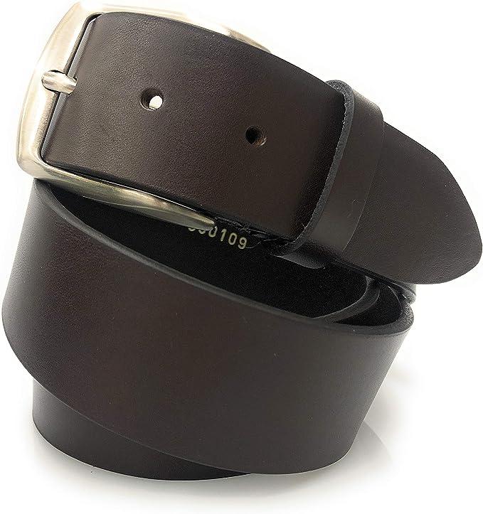 11 opinioni per Cinture Dautore, cintura sportiva in vero cuoio, h40 colore testa di moro. Made