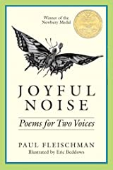 Joyful Noise: Poems for Two Voices Kindle Edition