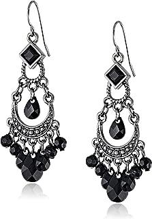 Best black chandelier earring Reviews