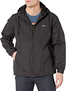 Men's Regular fit Nylon Weather Shell, Caption II Jacket