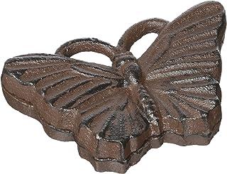 Zings & Thingz 10017897 57073401 Fluttering Butterfly Key Keeper, Brown