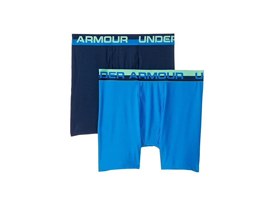 Under Armour Kids - Under Armour Kids 2-Pack Solid Performance Boxer Set