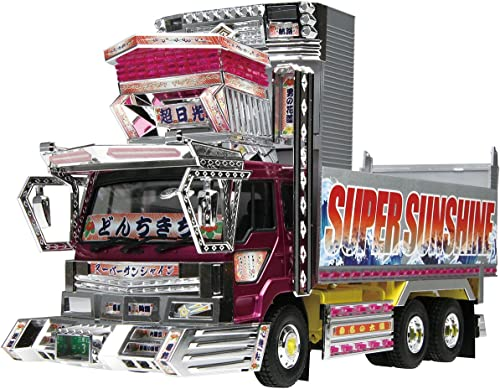 1 32 Value Decoration Truck No.09 Super Sunshine (dump box depth) (japan import)