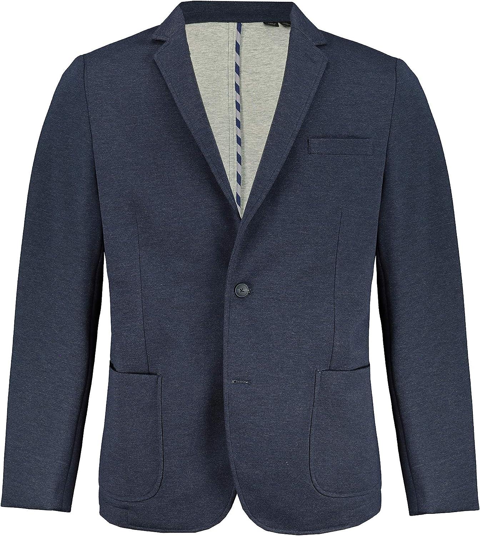 JP 1880 Menswear Big & Tall Plus Size L-8XL Sweat Blazer, Lapel Collar, up to Size 8XL 790551