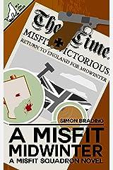 A Misfit Midwinter (Misfit Squadron Book 3) Kindle Edition