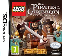 Lego Pirates of the Caribbean (Nintendo DS) [Importación