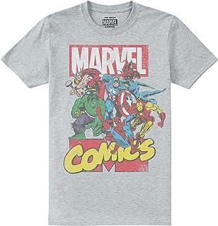 Marvel Call out Camiseta para Hombre