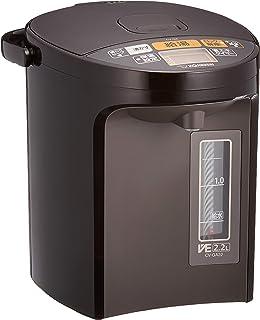 象印 電気ポット 2.2L 優湯生 ブラウン CV-GA22-TA