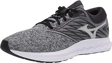 Mizuno 320621.9595.13.1000 Wave Polaris Mens Running Shoe Heathered Grey (9595) 10 (1000)