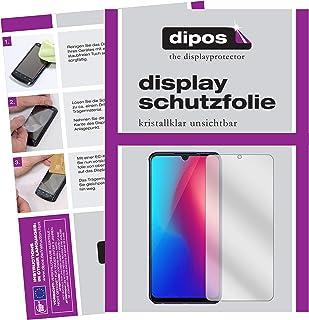 dipos I 6x skärmskydd kompatibel med Vivo Z3i skyddsfilm klar