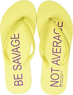 BATA Women's Quoted Ladies Slipper