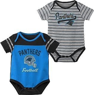 NFL Unisex-Baby Newborn & Infant Dual-Action 2 Piece Bodysuit Set