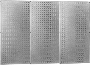 product image for Wall Control - 35-P-3248GV - 32 x 48 x 3/4 Galvanized Steel Industrial 20 Gauge Steel Tool Board
