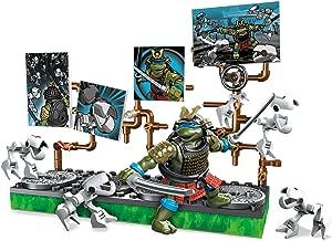 Mega Construx Teenage Mutant Ninja Turtles Samurai Leonardo Battle Pack
