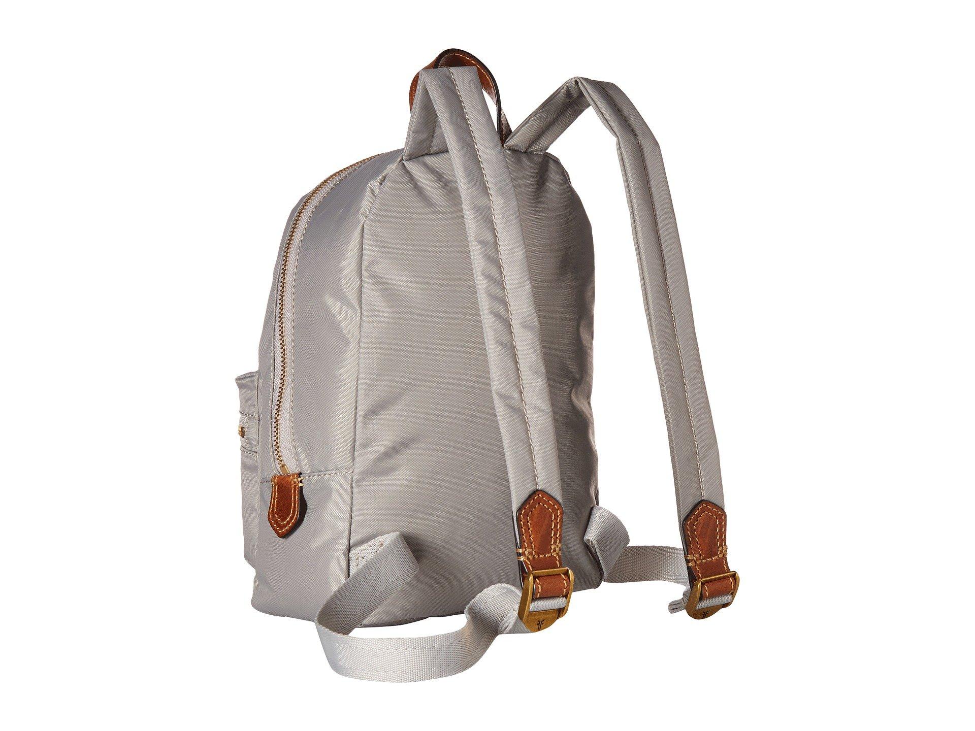 Mini Light Nylon Frye Ivy Grey Backpack ZwaOpREq