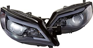 Best 2014 wrx halo headlights Reviews