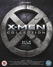 X-Men 8 Film Collection BD [Reino Unido] [Blu-ray]