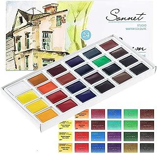 Best finetec watercolor palette Reviews