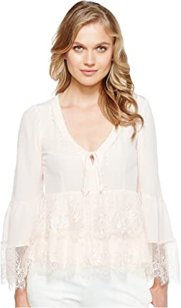 Virginia Lace Top