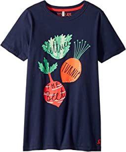 Joules Kids - Printed Jersey T-Shirt (Toddler/Little Kids/Big Kids)