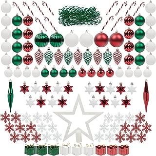Best christmas tree ornament box set Reviews