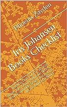 Iris Johansen Books Checklist: Reading Order of Eve duncan Series, Eve, Quinn &Bonnie Series, kendra michaels Series and List of All Iris Johansen Books