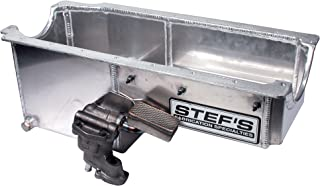 Stef's 1020BC Aluminum Oil Pan Kit for Small Block Chevy