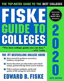 Fiske Guide to Colleges 2020