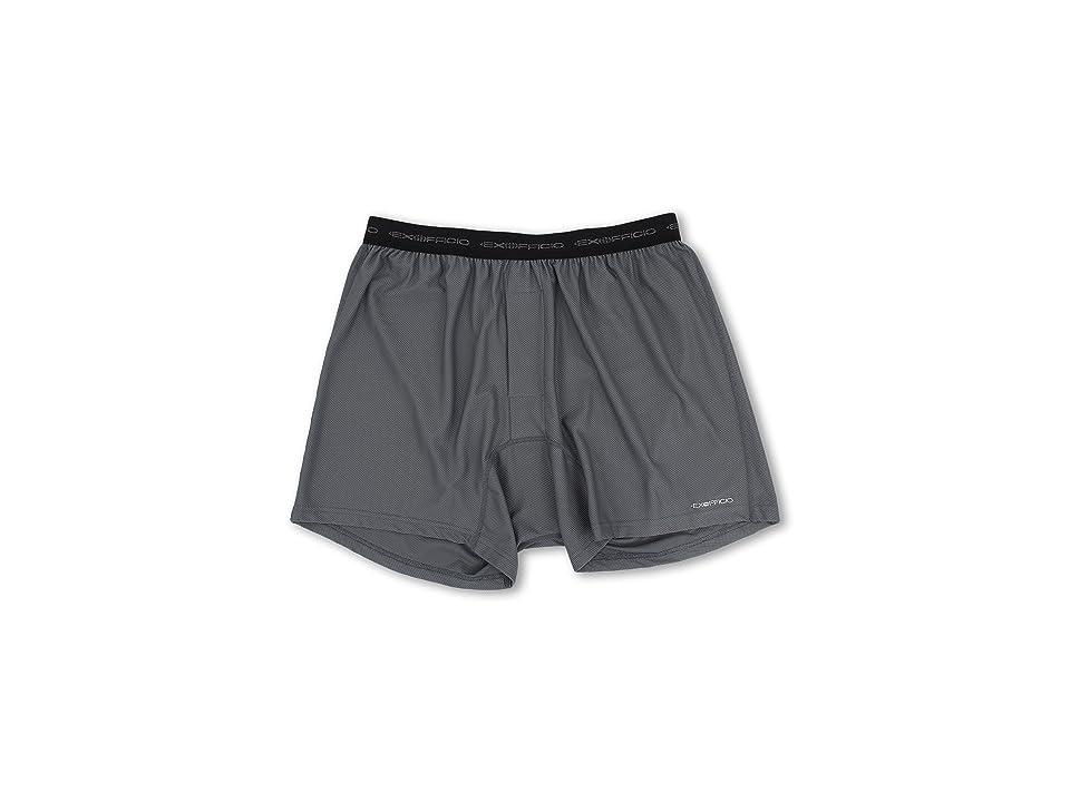 ExOfficio Give-N-Go(r) Boxer (Charcoal) Men