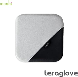 Moshi TeraGlove Microfiber Screen Cleaning Cloth, for all Electronics, not scratch your screen