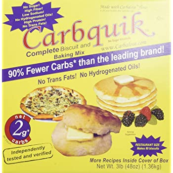 Carbquik Baking Mix, 3 Lbs - PACK OF 4