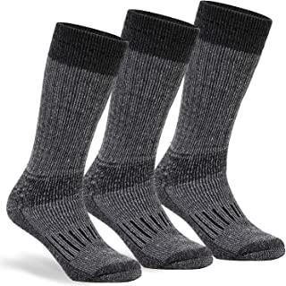 جوراب پشمی حرارتی گرم مخصوص رطوبت زمستانی و جوراب های راحت بوت تنفسی