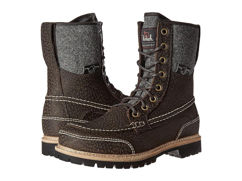 Woolrich Squatch (Java Leather) Men