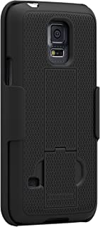 Case with kickstand + holster for Samsung Galaxy S5 Mini