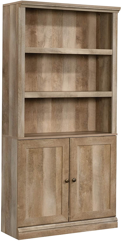 Sauder Miscellaneous Storage 5-Shelf Bookcase with Doors 5 ☆ very popular L: 35. Popular brand