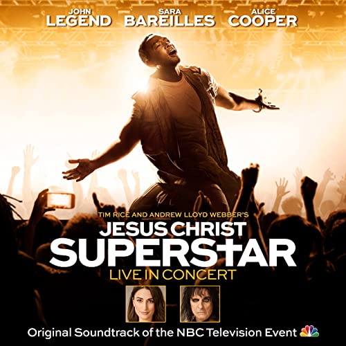Jesus Christ Superstar Live in Concert (Original Soundtrack of the