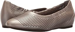 Rockport - Total Motion 20mm Hidden Wedge Luxe Perf Slip-On