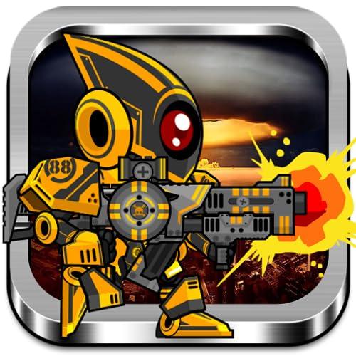 I Robot Rangers