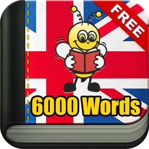 Apprendre l'Anglais 6000 Mots