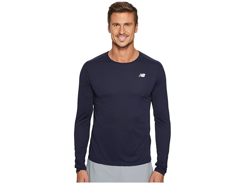 New Balance Accelerate Long Sleeve (Pigment) Men