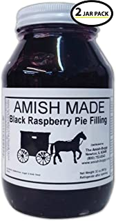 Best black raspberry pie Reviews