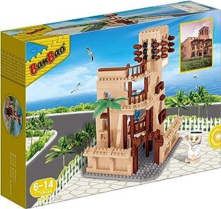 بانباو لعبة تركيب المنزل للاطفال ، 510 قطعة ، 5006
