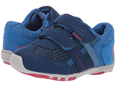 pediped Gehrig Flex (Toddler/Little Kid) (Blue/Navy) Boys Shoes