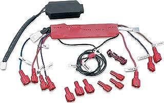 Kuryakyn 4710 Motorcycle Lighting: Running/Turn Signal/Blinker/Brake Light Controller Module for Single Filament or Single Circuit Lights, Universal Fit for 12V Applications on Metric Cruisers