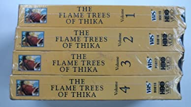 The Flame Tree of Thika: Vols 1, 2, 3, & 4 (Video Tapes) (VHS)